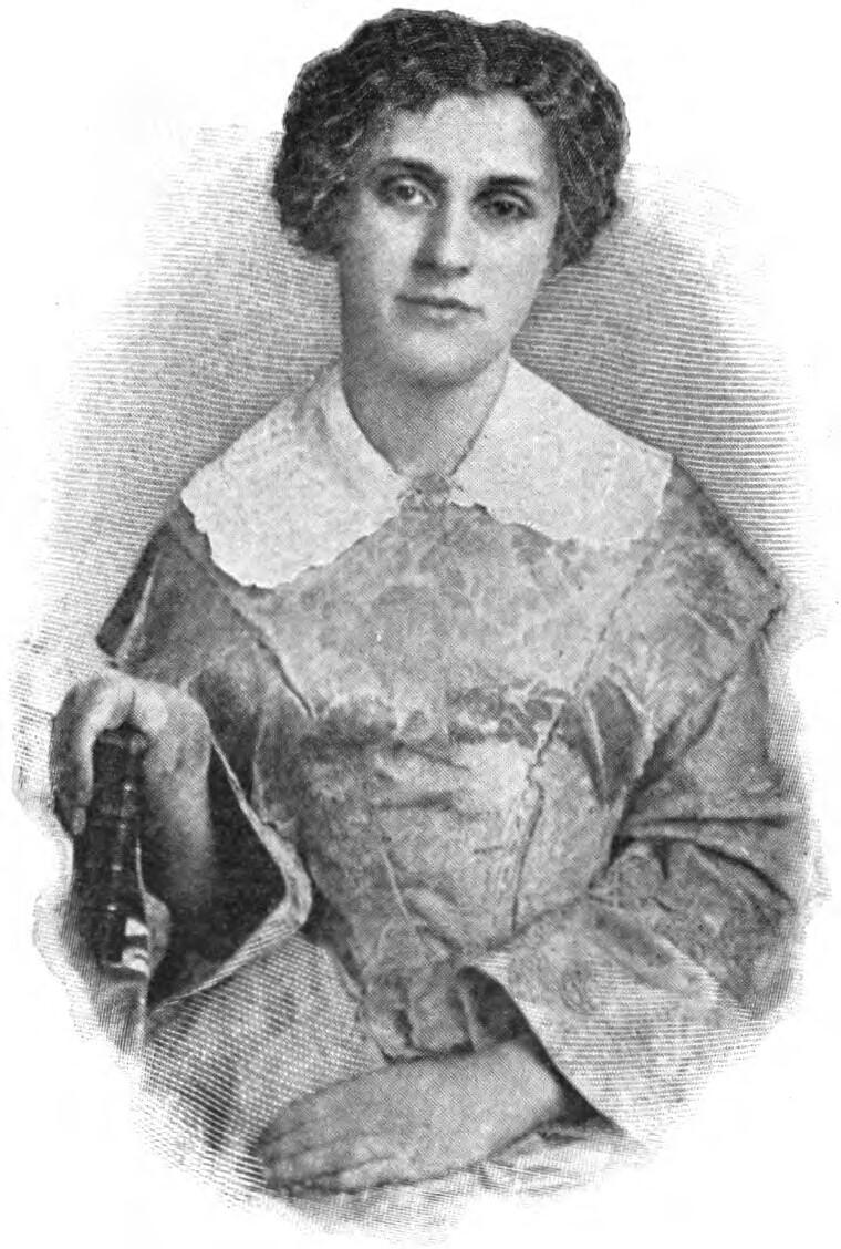 Susan Frances Sue <i>Dromgoole</i> Mooney