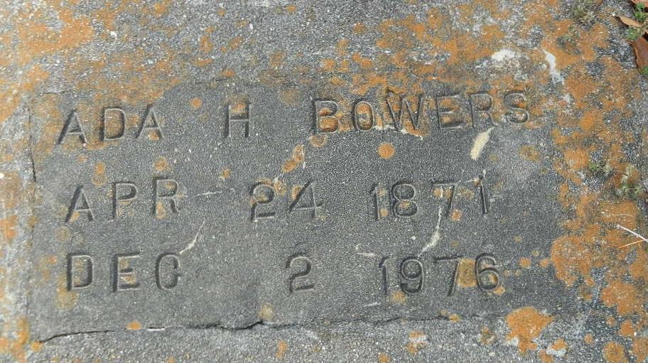 Ada H Bowers