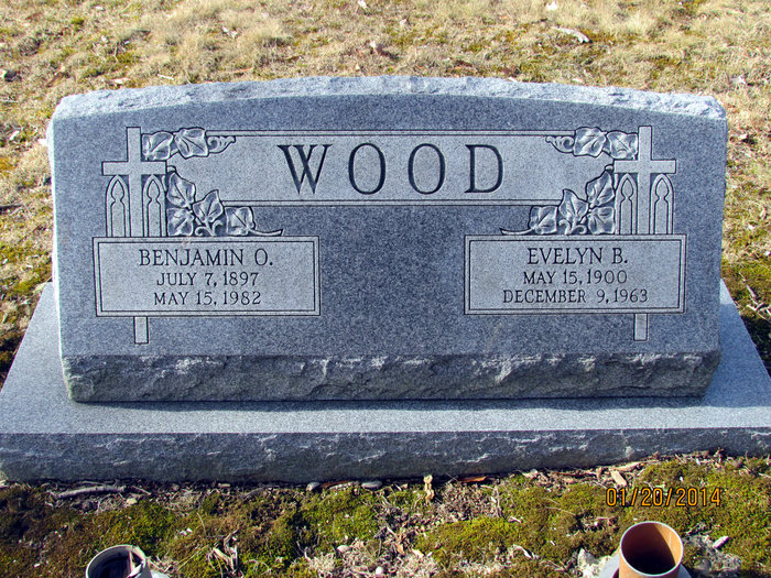 Evelyn B Wood