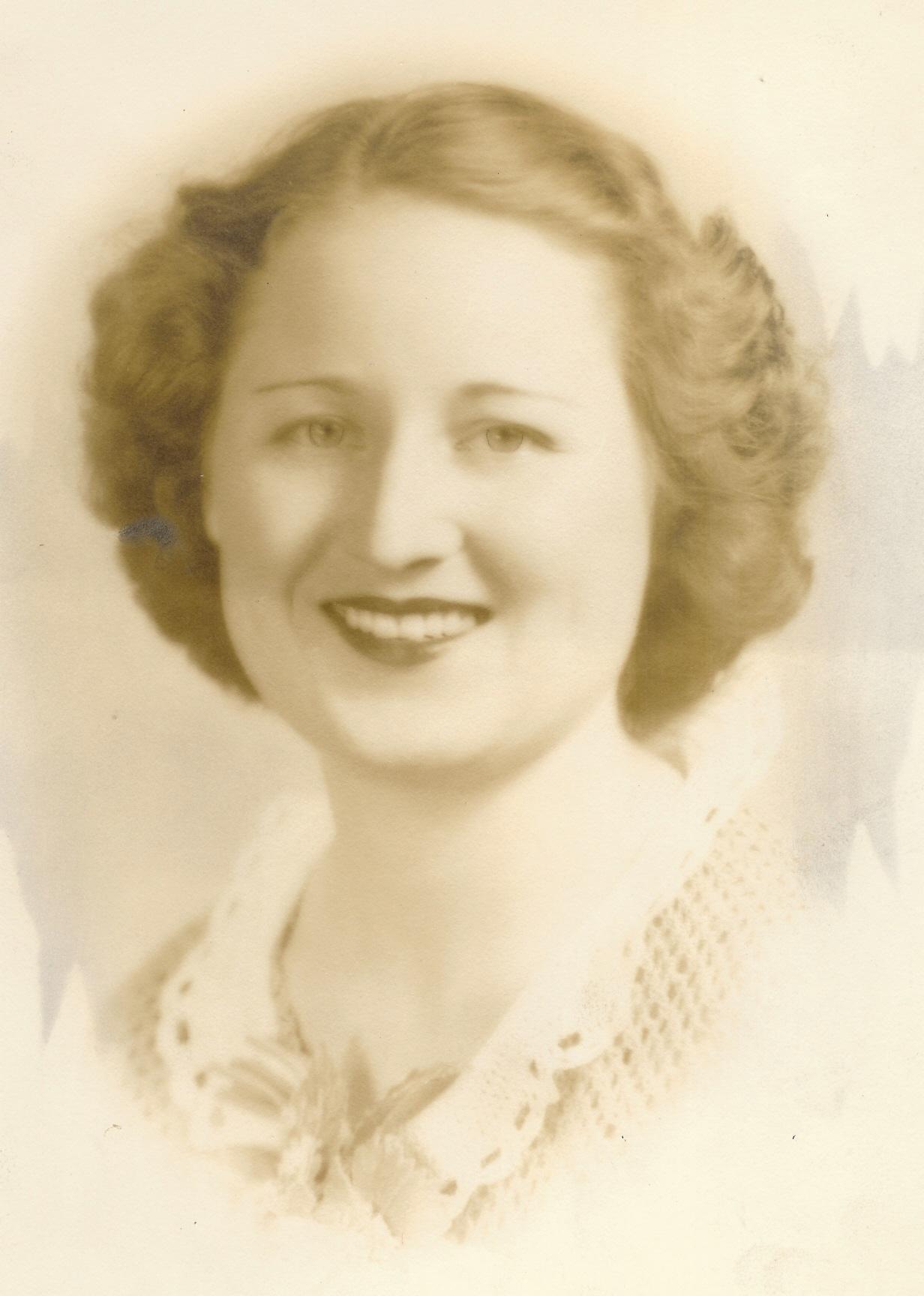 Gertrude Henrietta Anna <i>Roesler</i> Brown