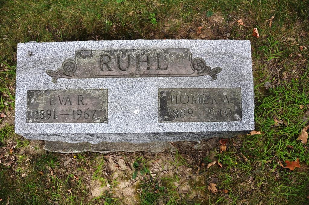 Eva Ruth <i>Ake</i> Ruhl