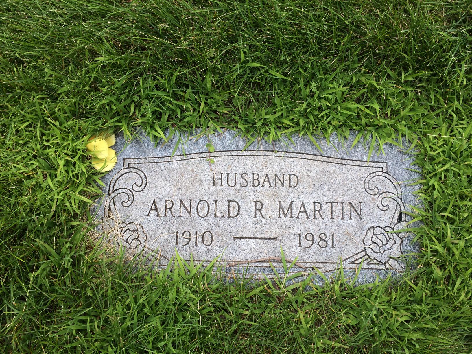 Arnold R. Martin