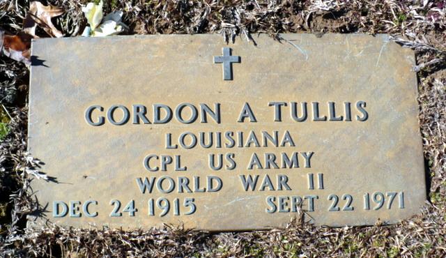 Gordon A. Tullis