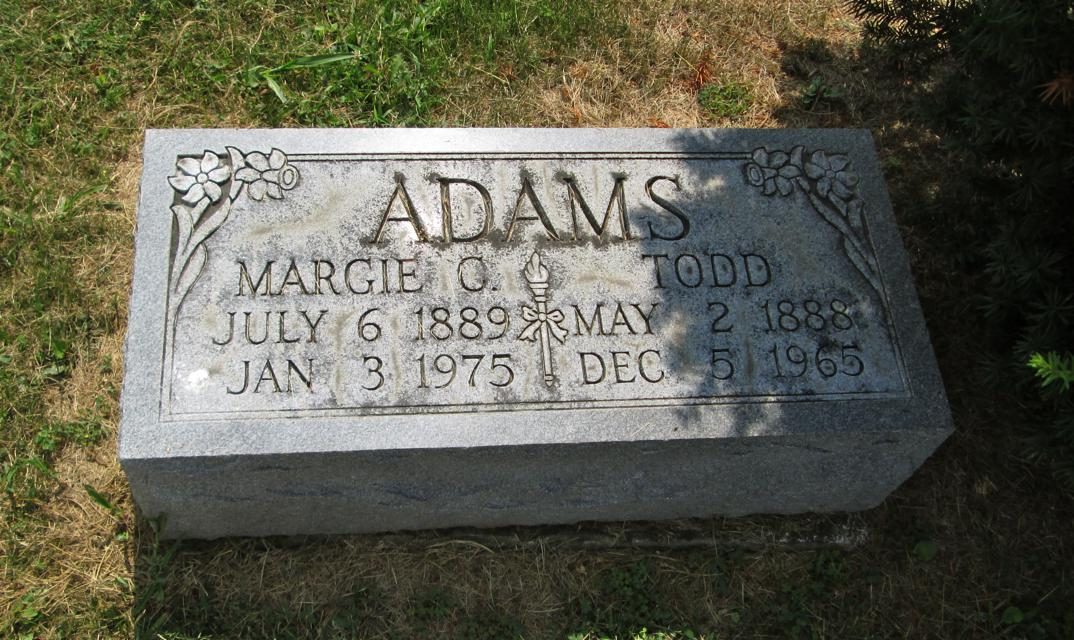Luther Todd Adams