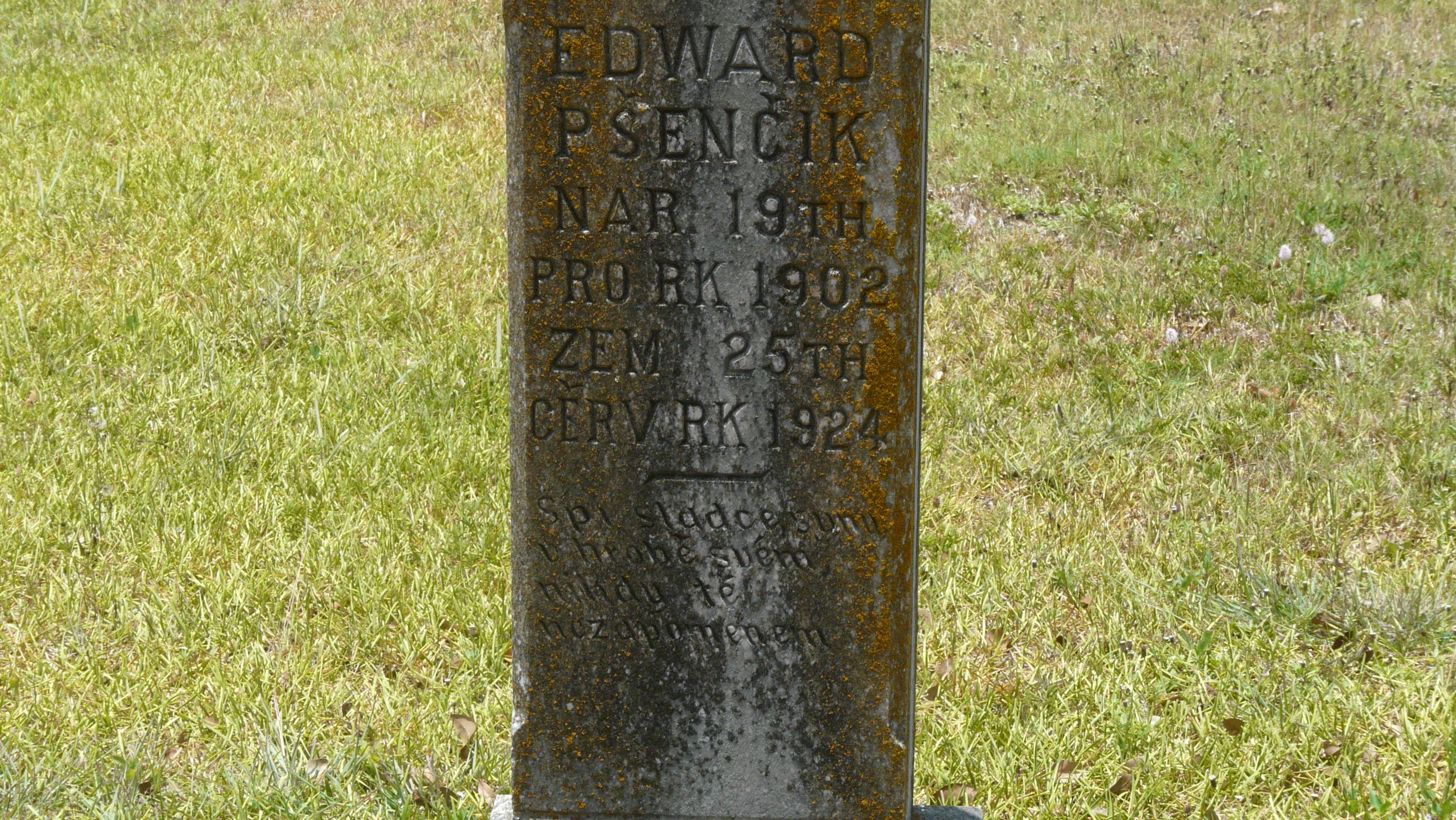 Edward Psencik