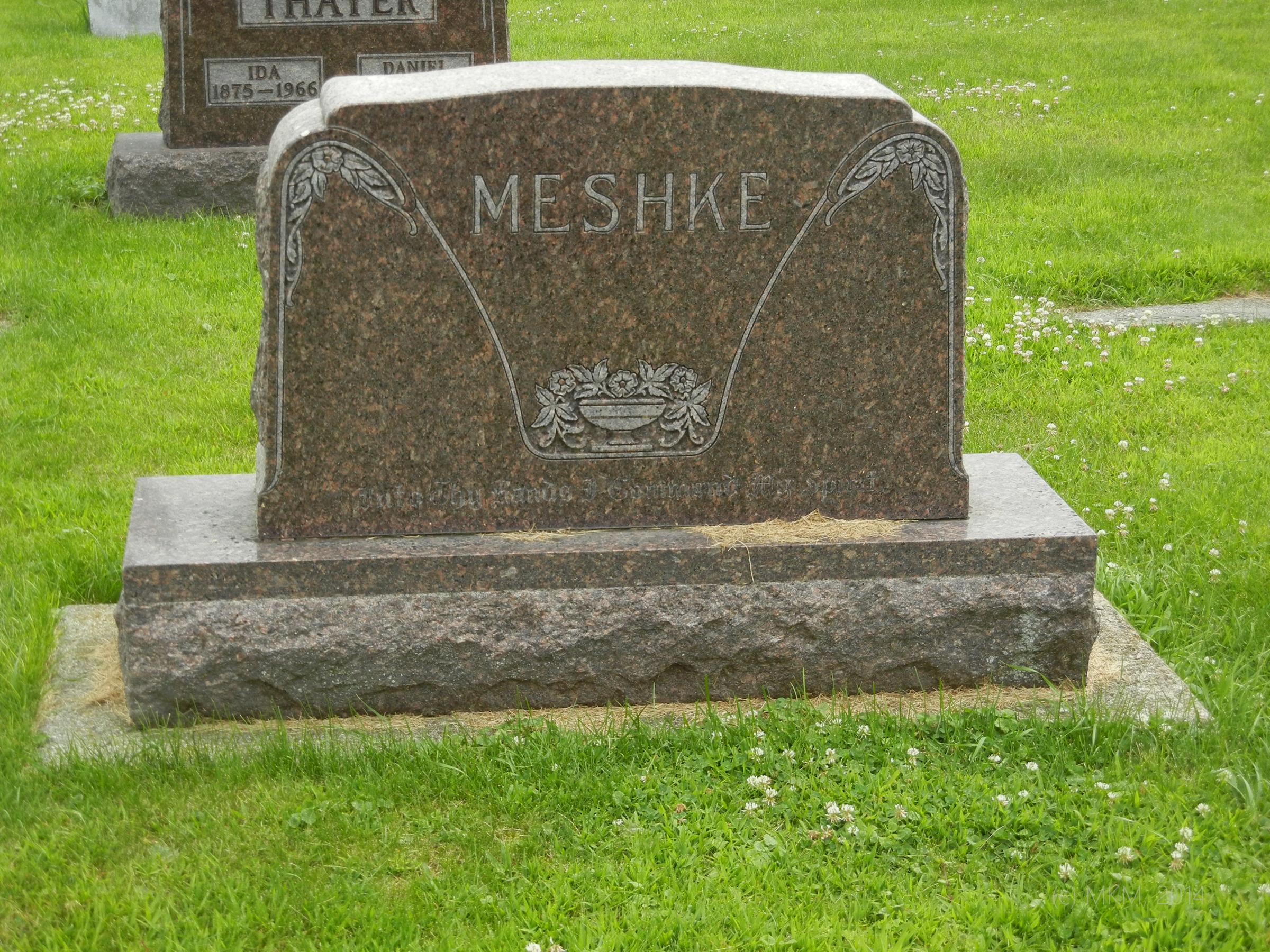 Albert Max Meshke