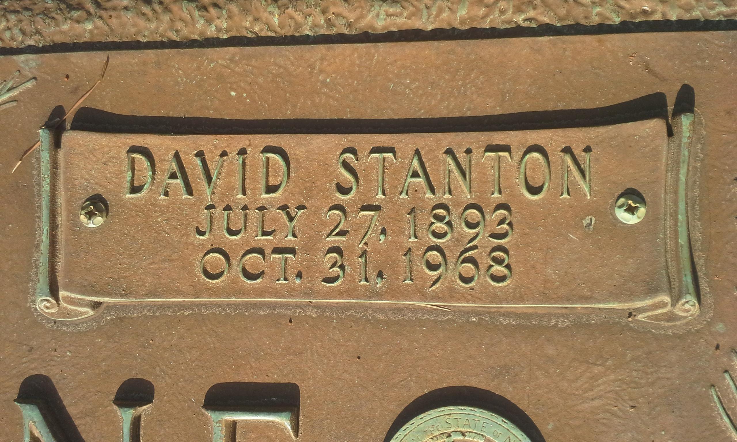 David Stanton Coltrane