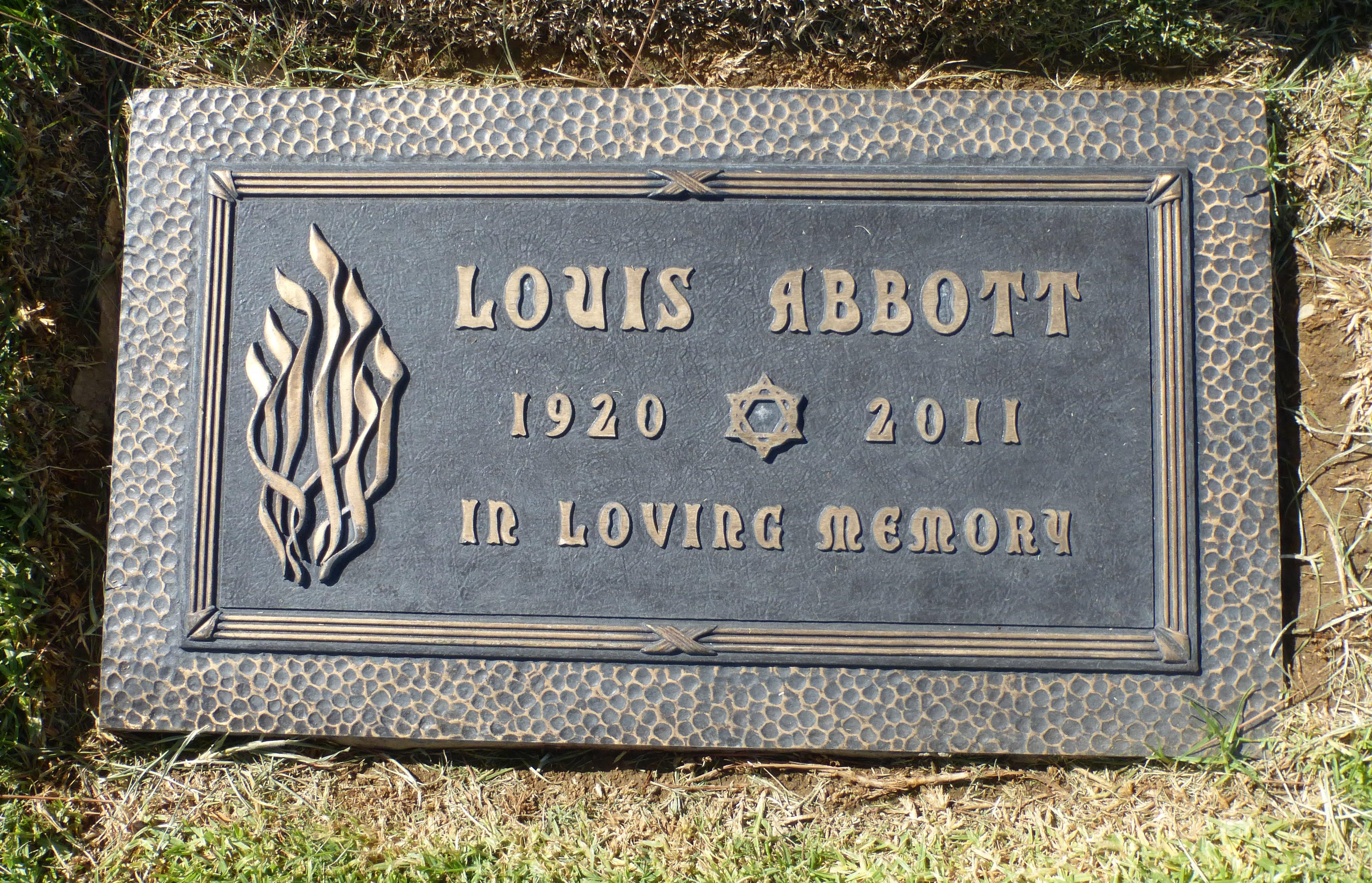 Louis Hyman Lou Abbott