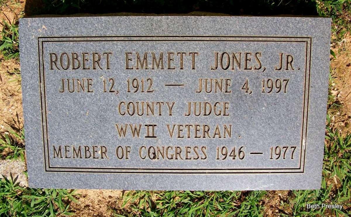 Robert Emmett Bob Jones, Jr