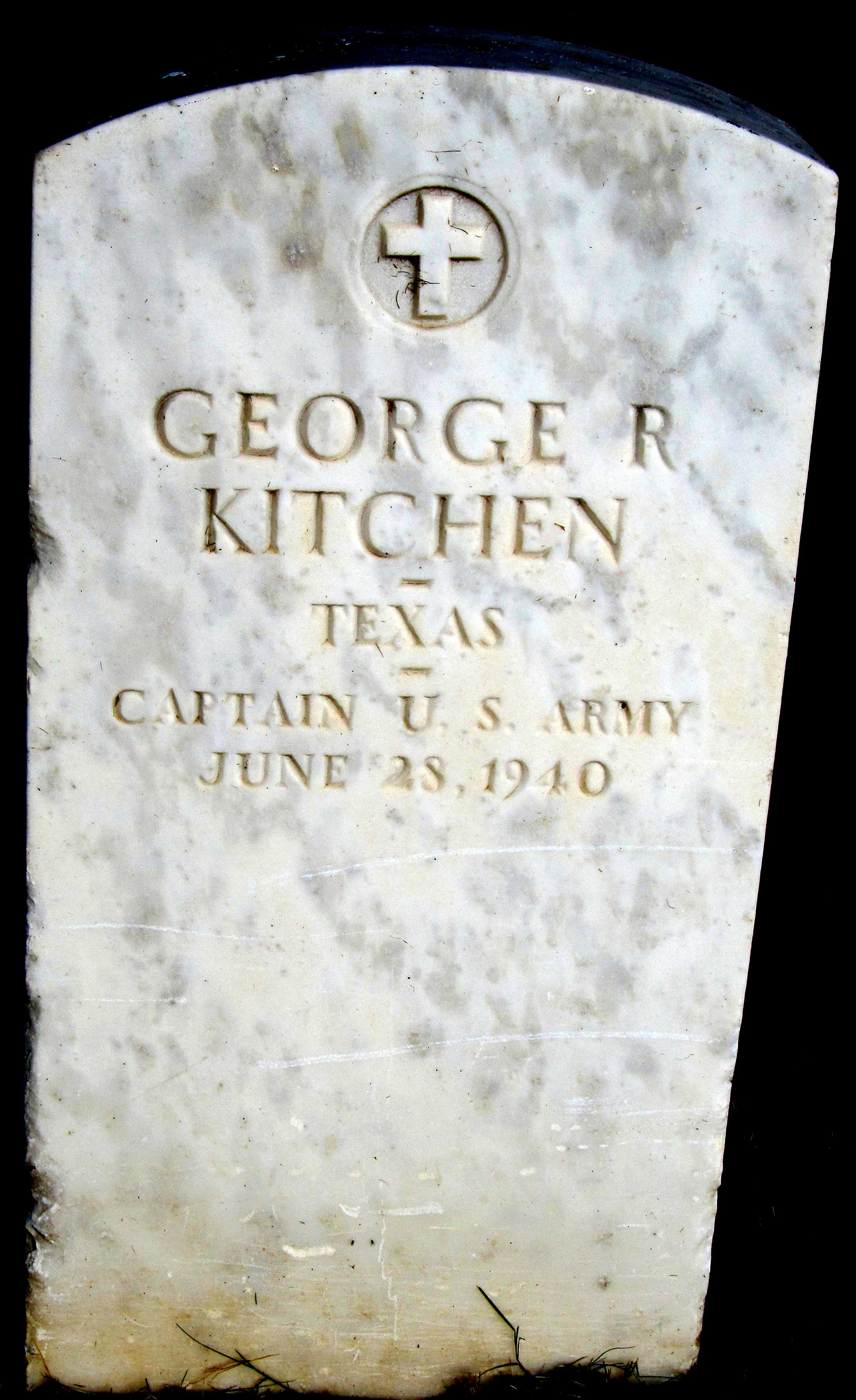 George R Kitchen