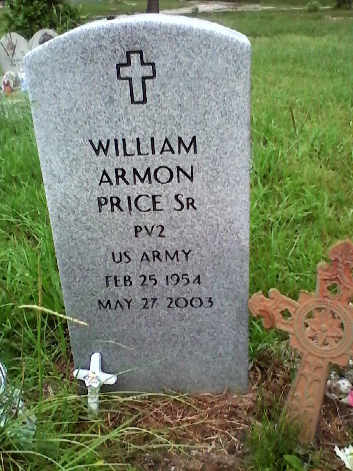 William Armon Price, Sr