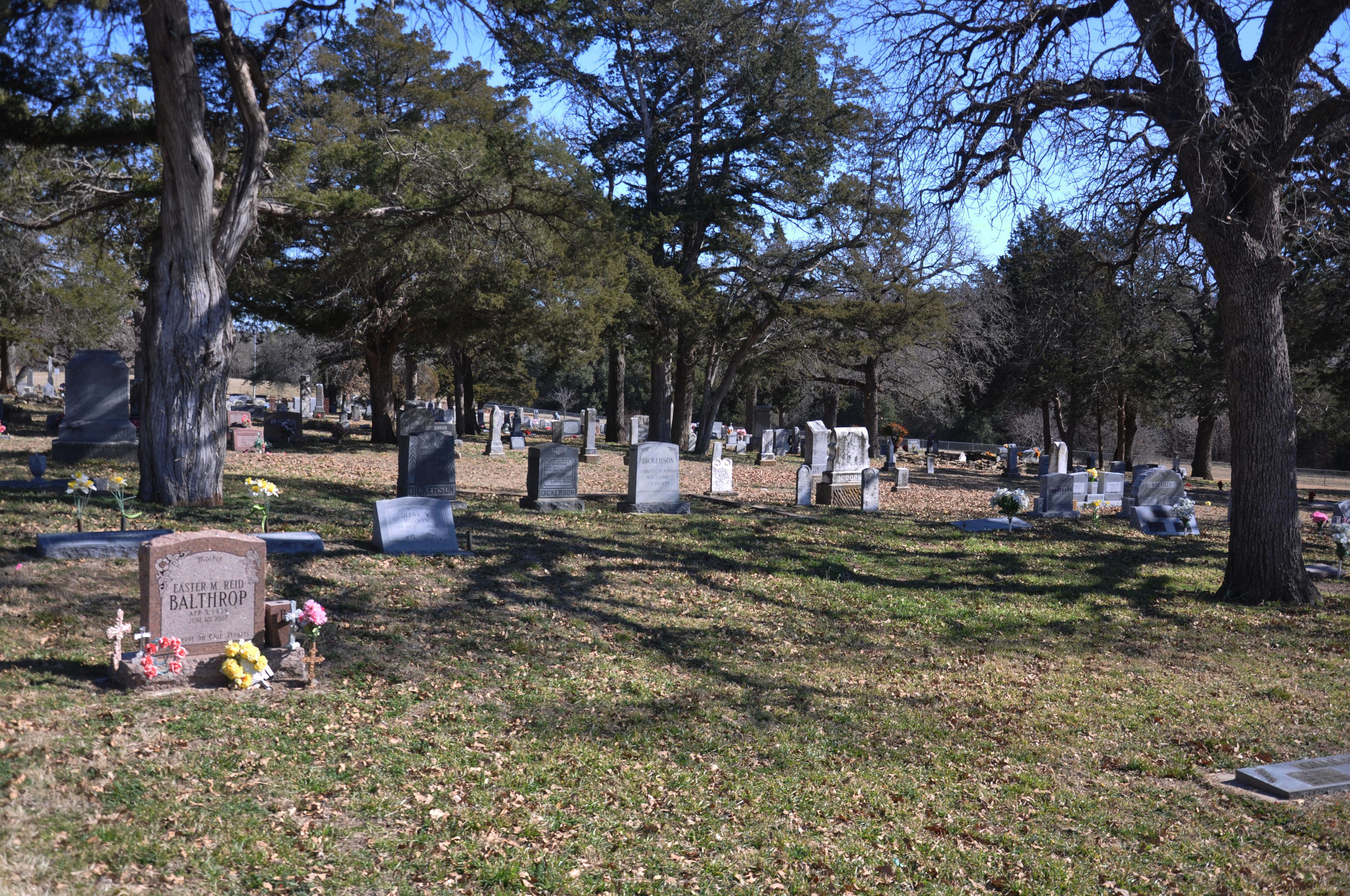 Rosston Cemetery