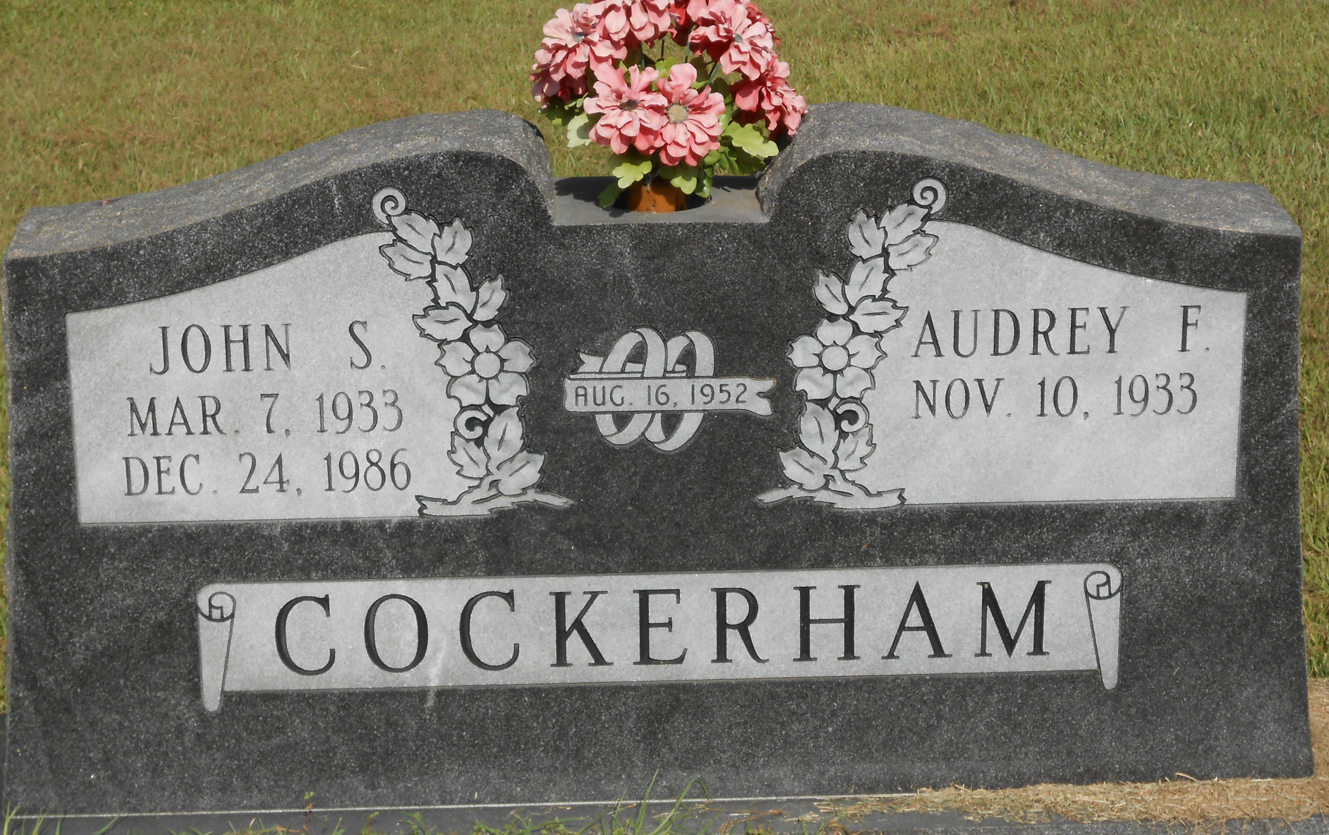 John S Cockerham