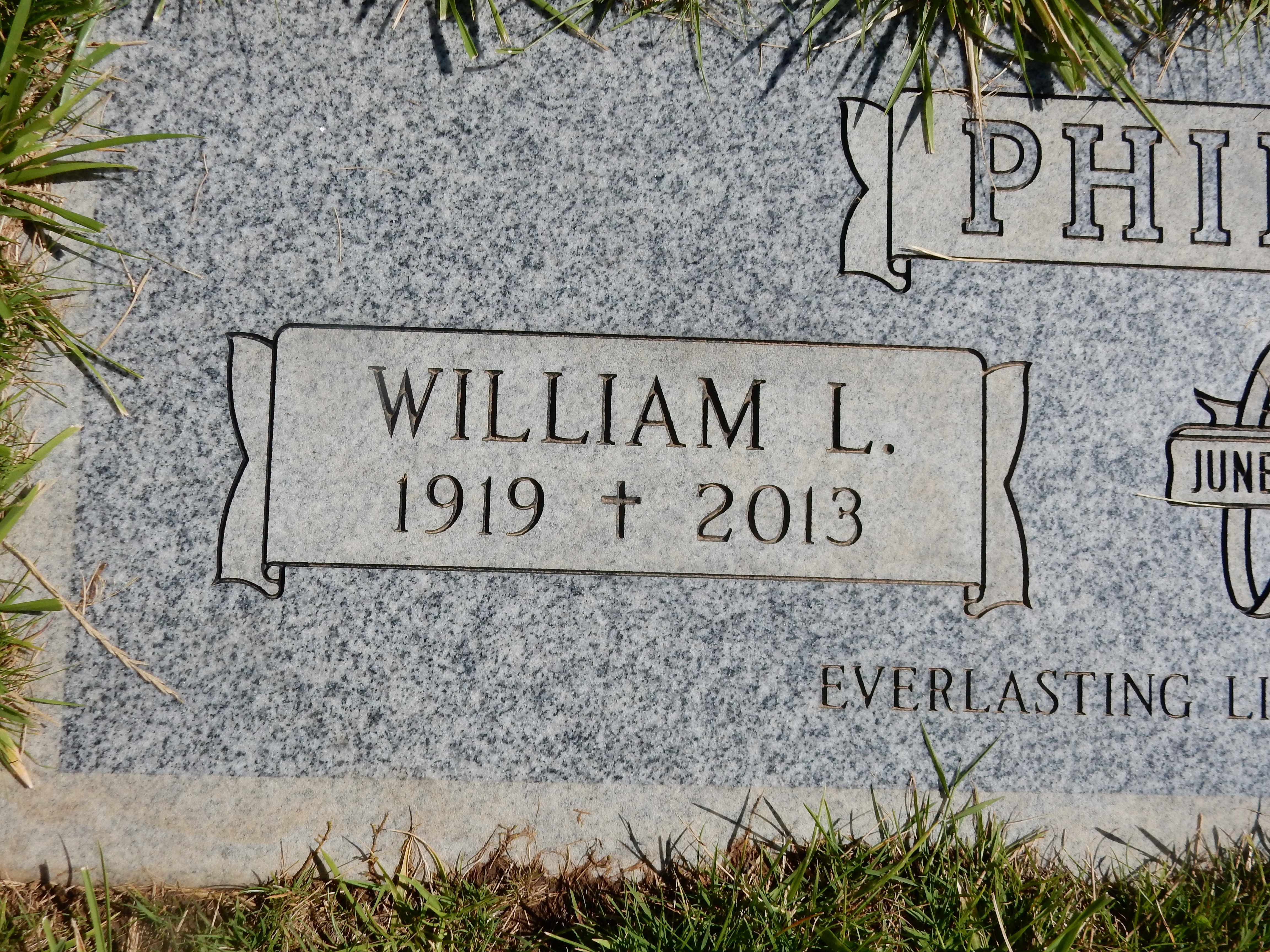 William Lloyd Phillips 1919 2013 Find A Grave Memorial