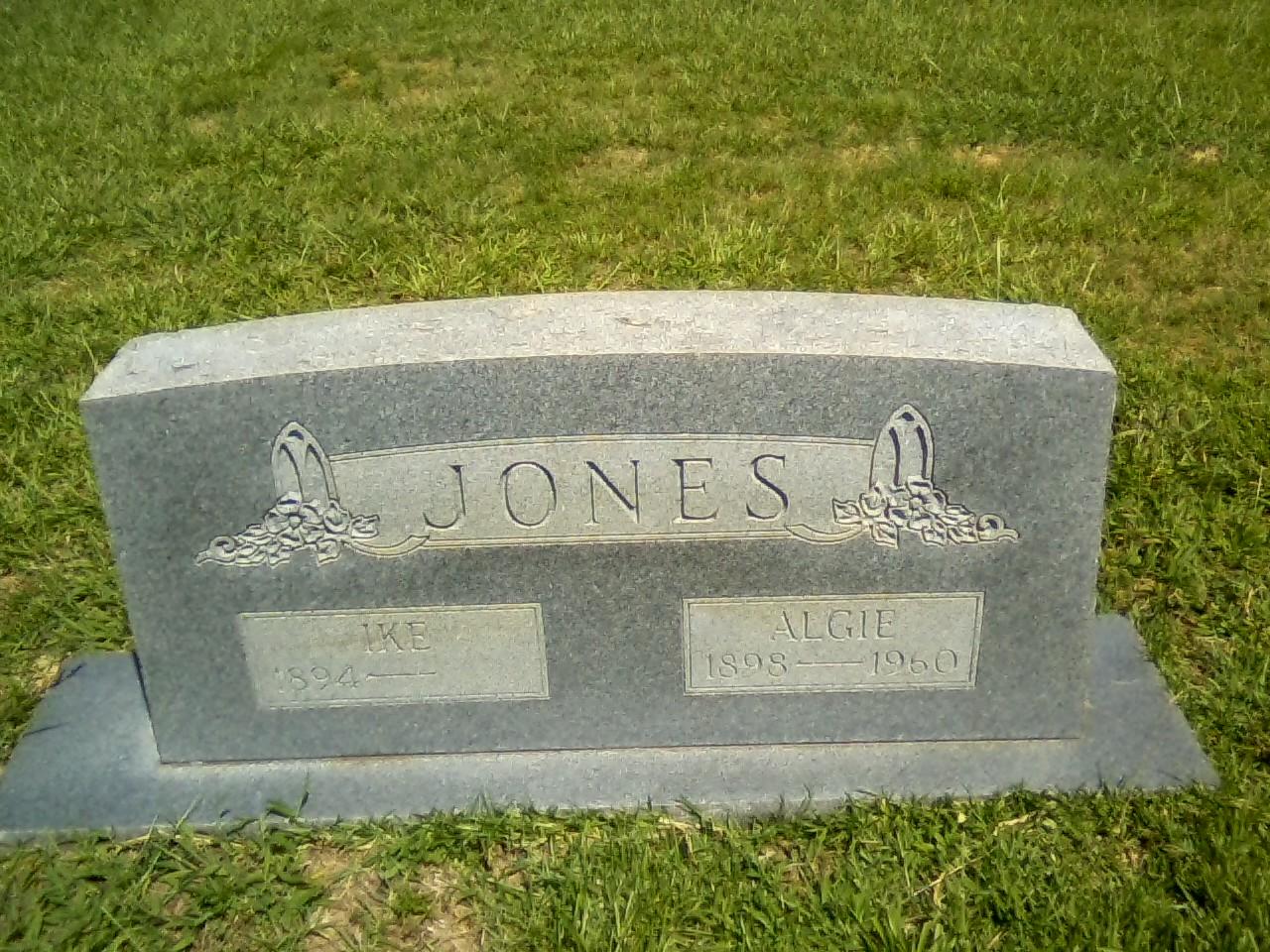 Algie Jones