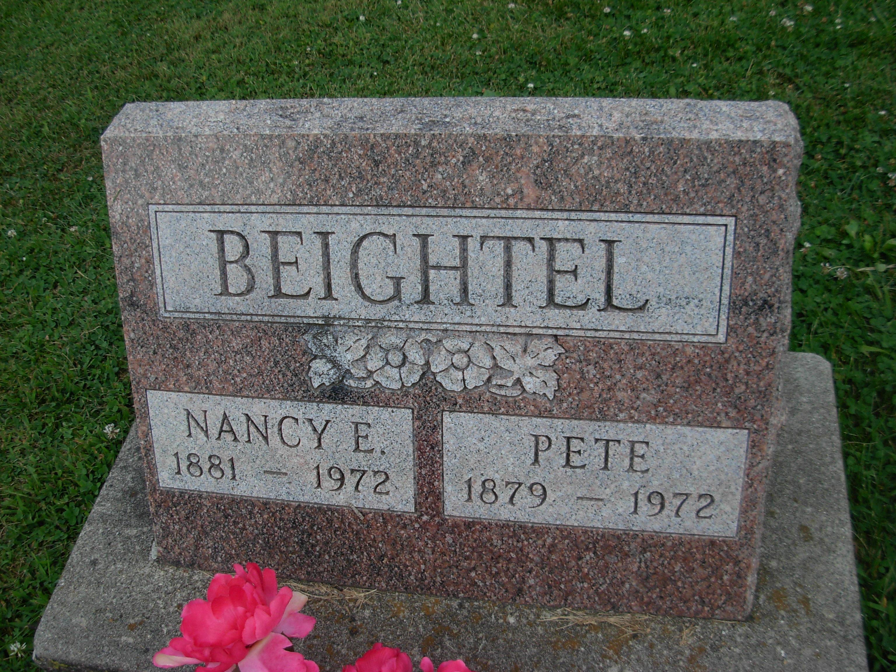 Peter Abraham Pete Beightel