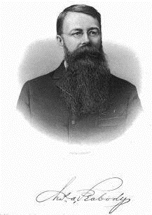 Image result for images of CHARLES A. PEABODY,