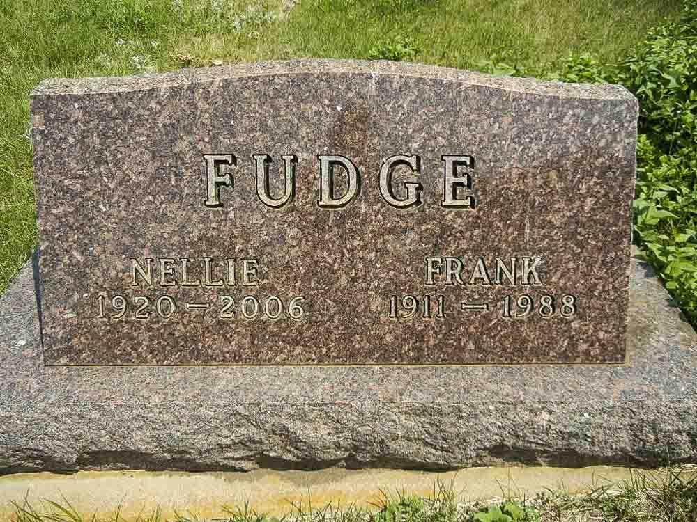 Nellie <i>Perry</i> Fudge