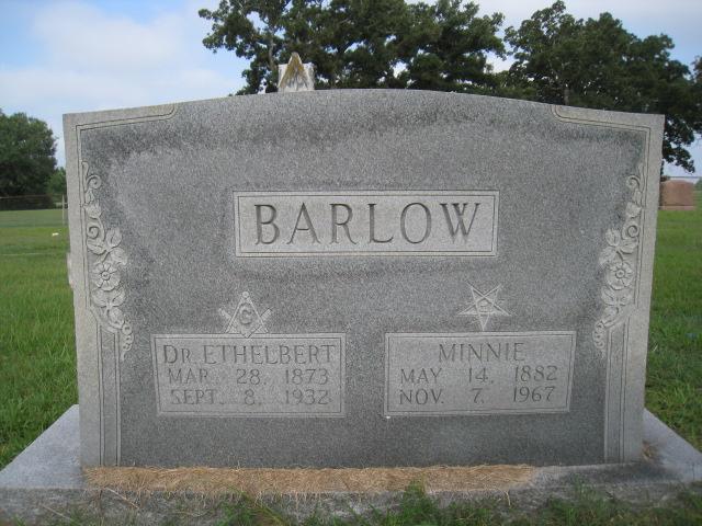 Minnie <i>Keefer</i> Barlow