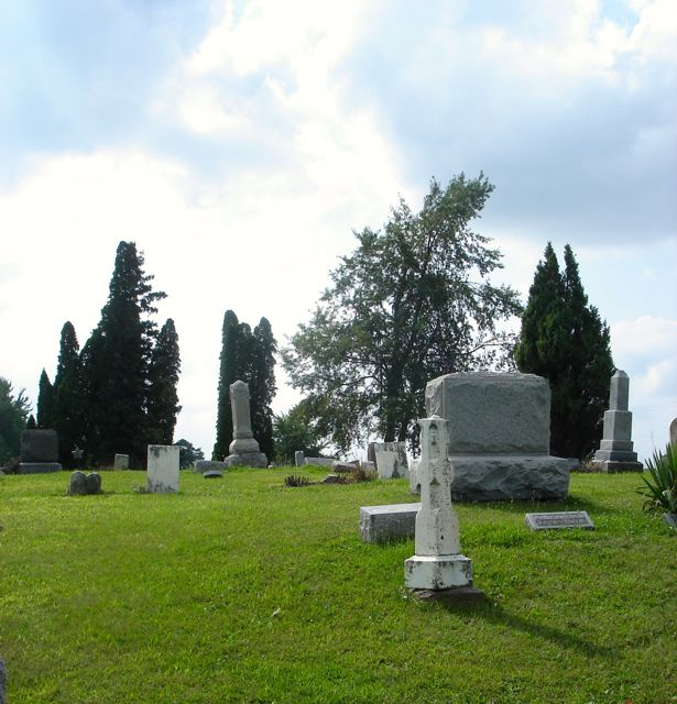 Letts Cemetery
