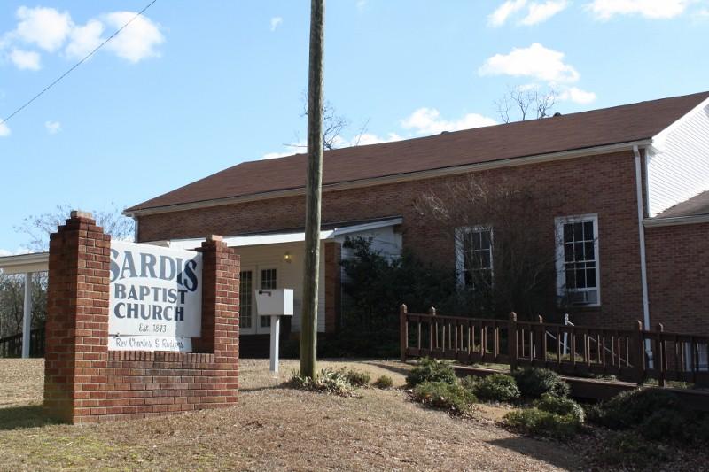 Sardis Baptist Church Cemetery
