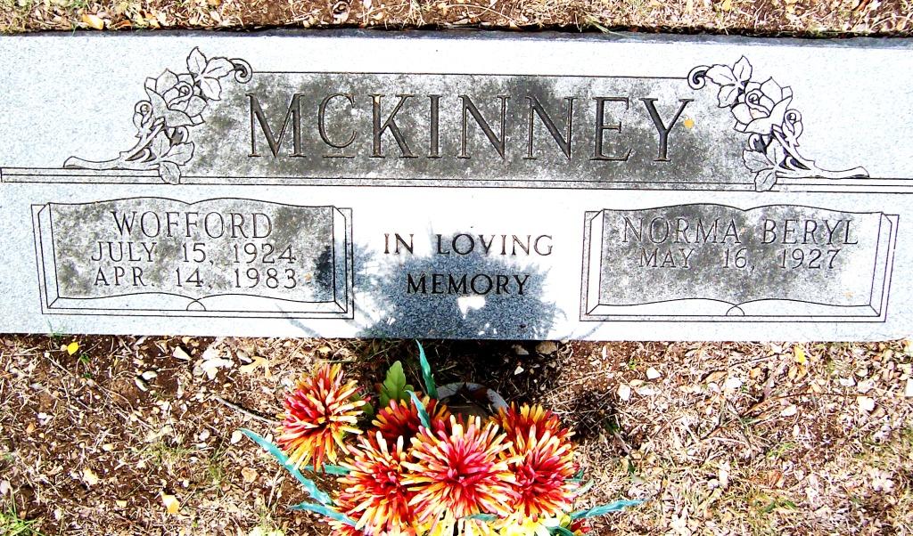 Wofford McKinney