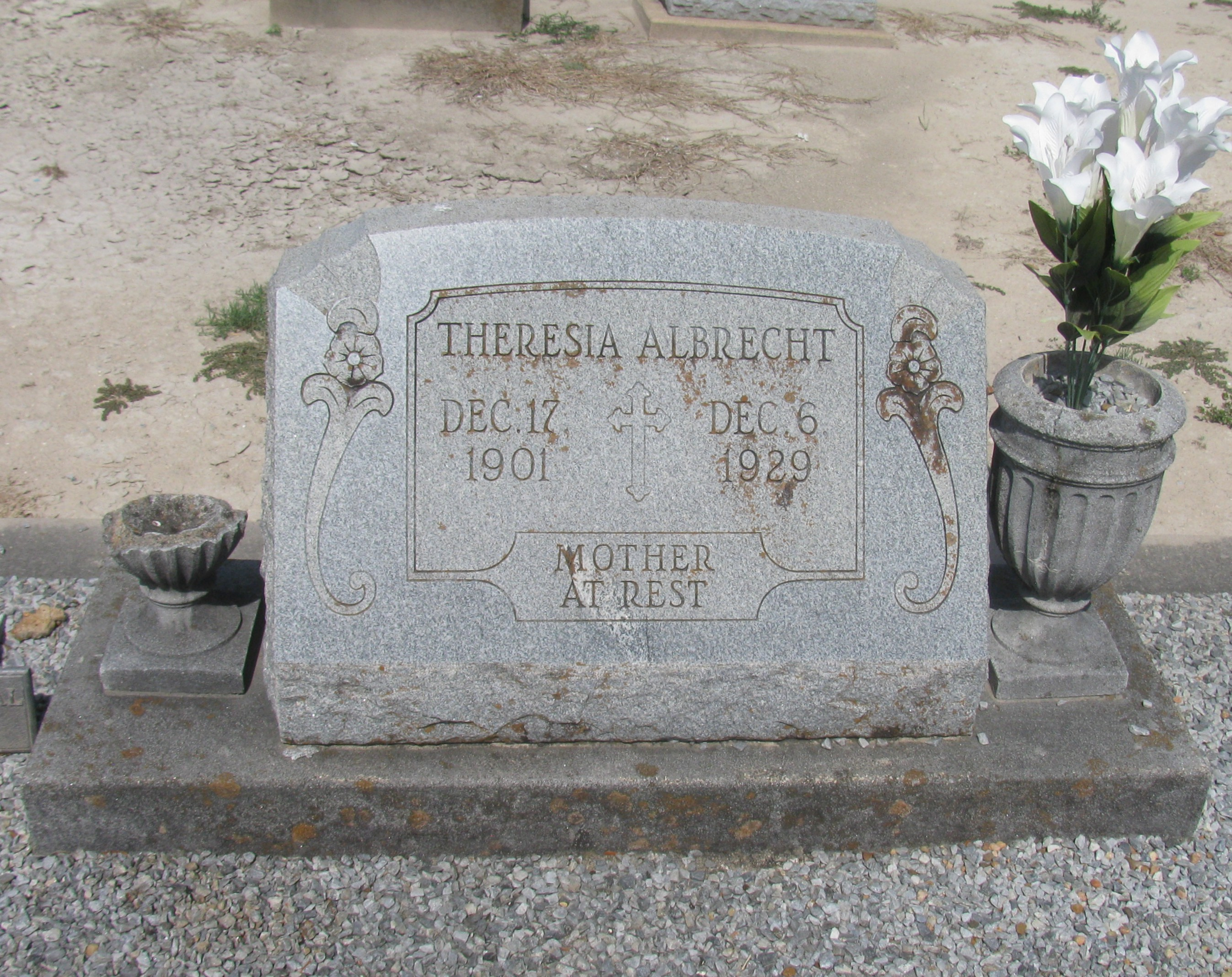 Theresia <i>Maier</i> Albrecht