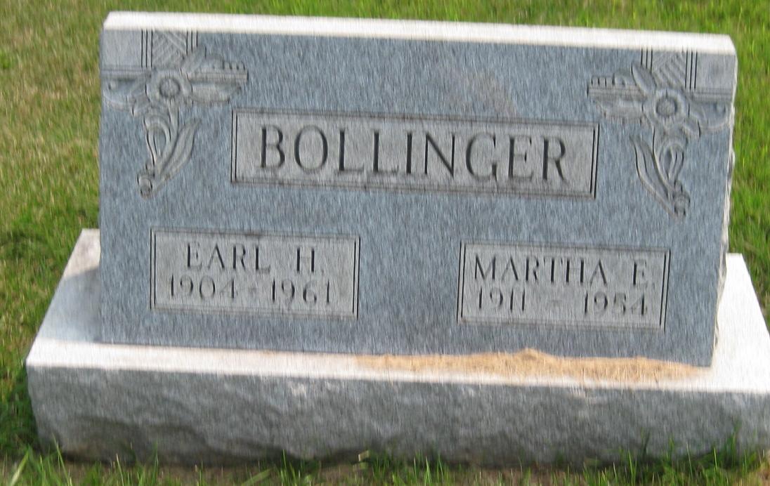 Martha Ellen <i>Sterner</i> Bollinger