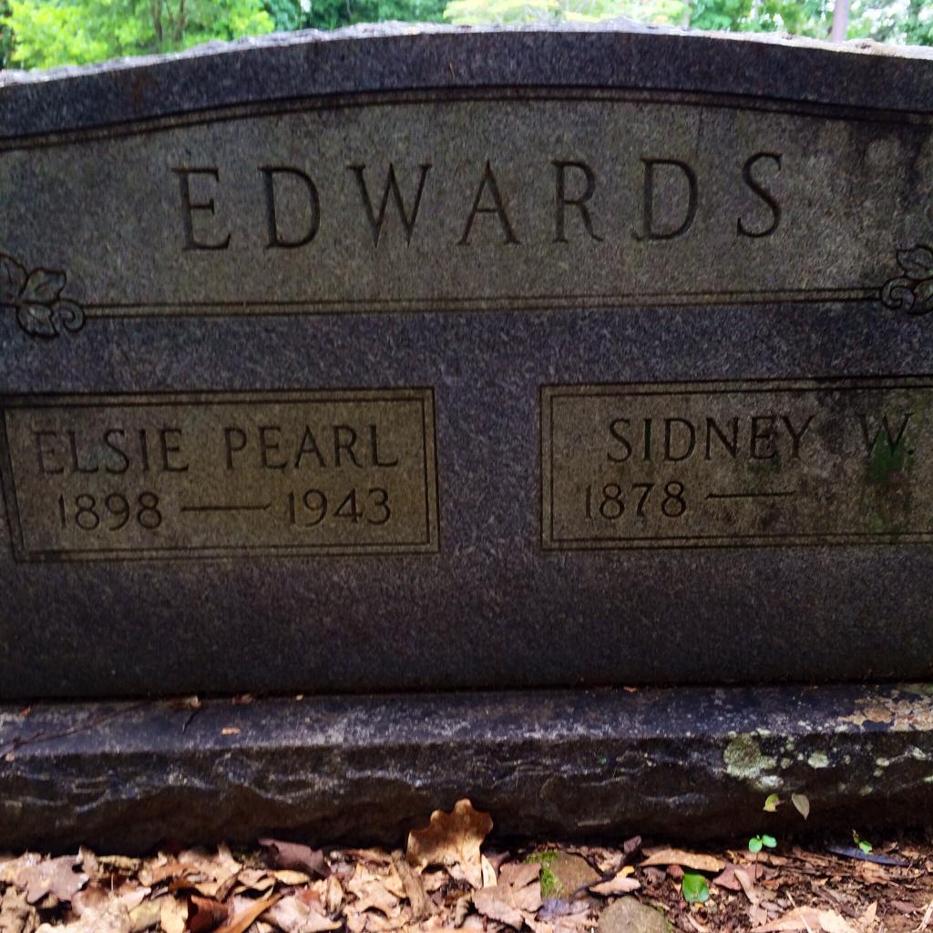Elsie Pearl <i>McGuire</i> Edwards