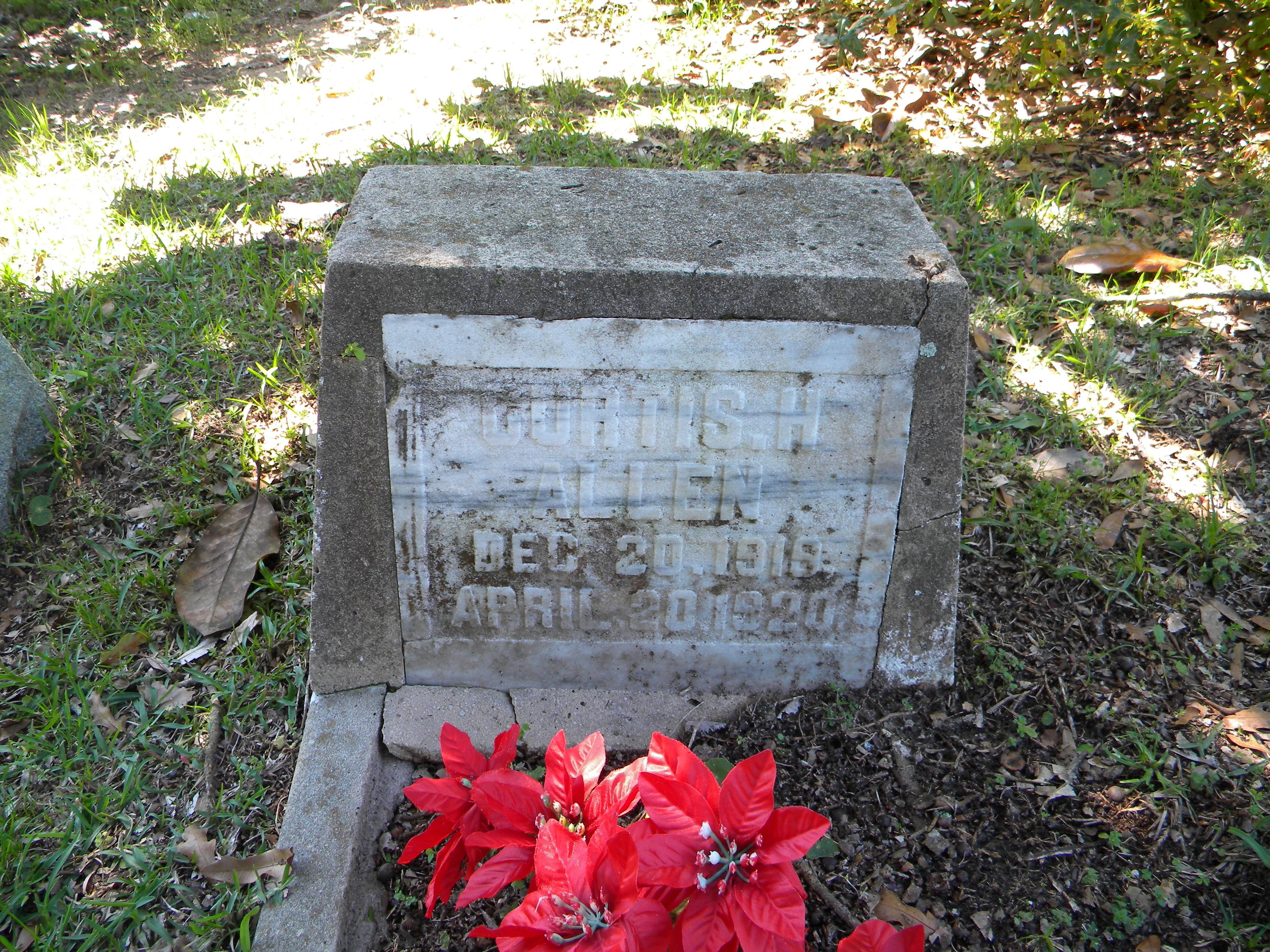 Curtis Herbert Allen