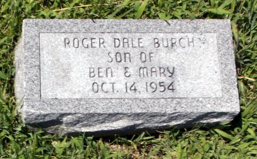 Roger Dale Burch