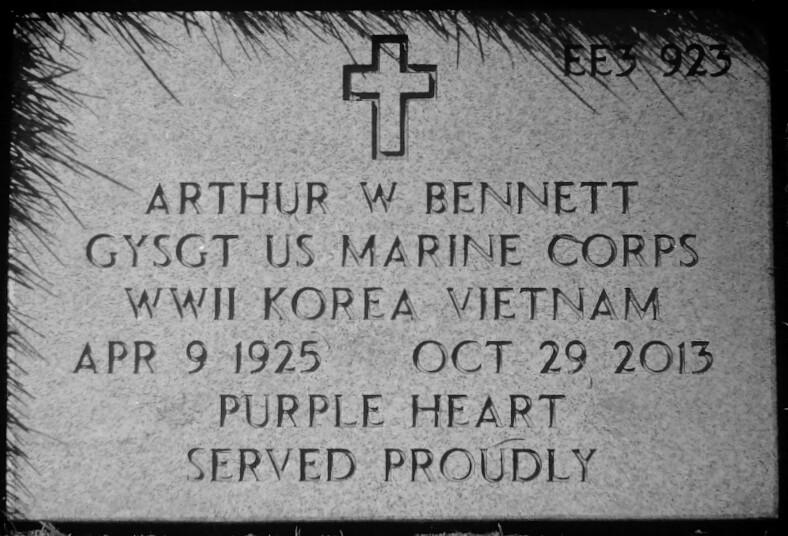 Arthur W Bennett