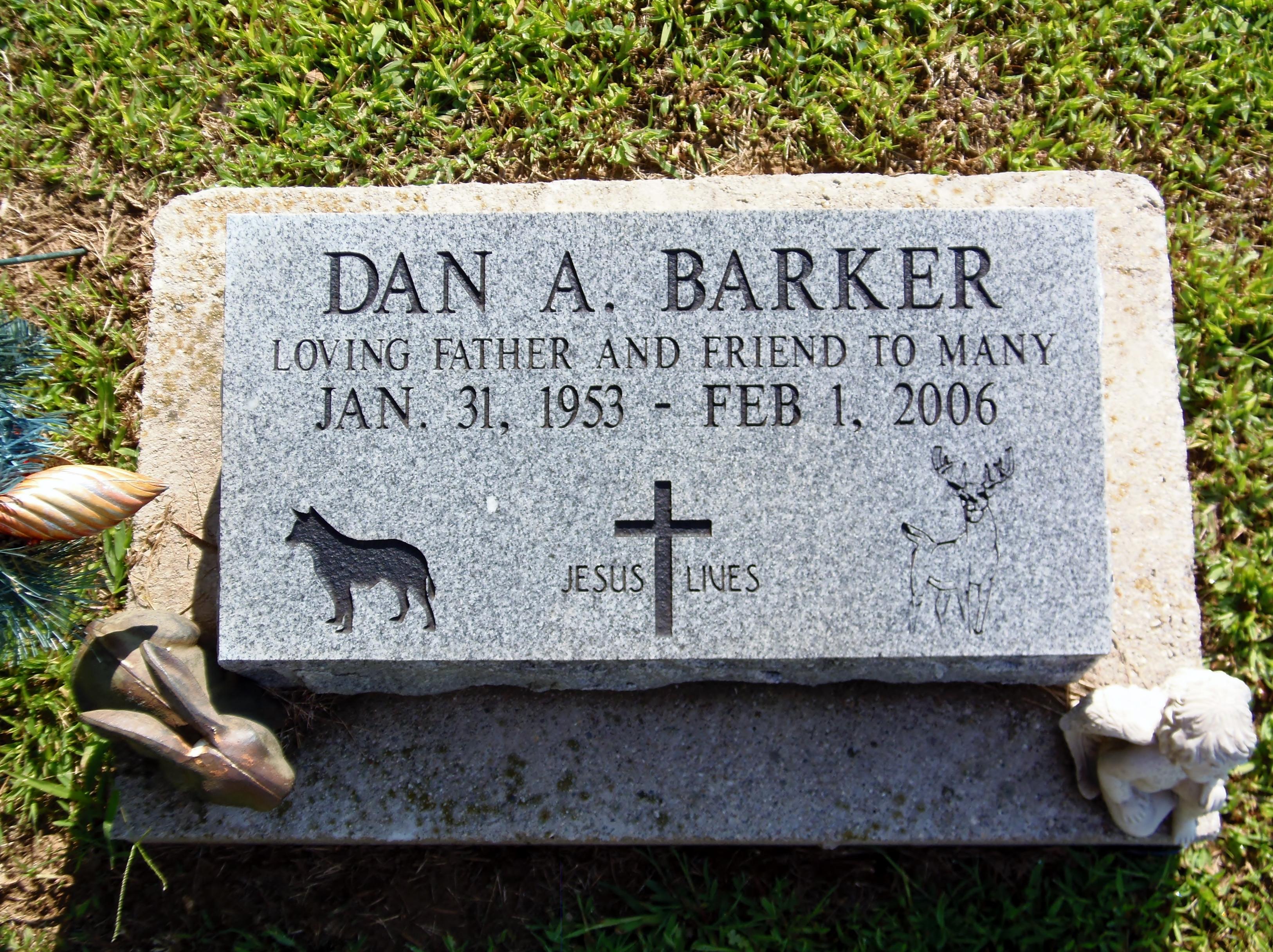 Dan Alfred Barker