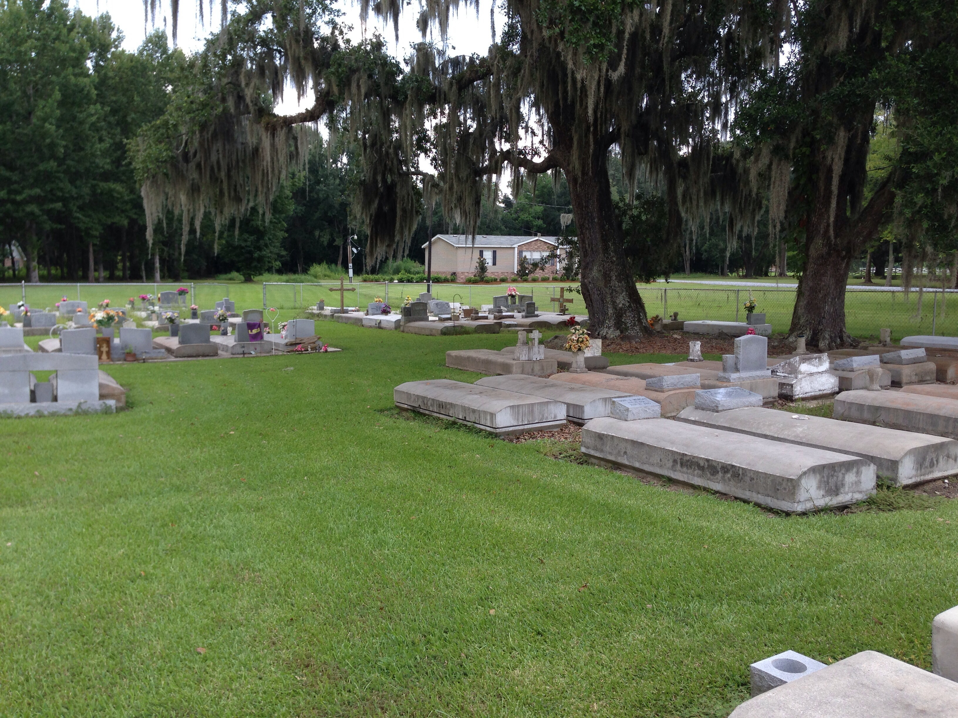 Belle River Baptist Church Cemetery