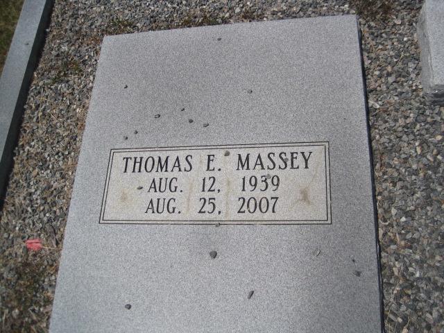 Thomas E. Massey