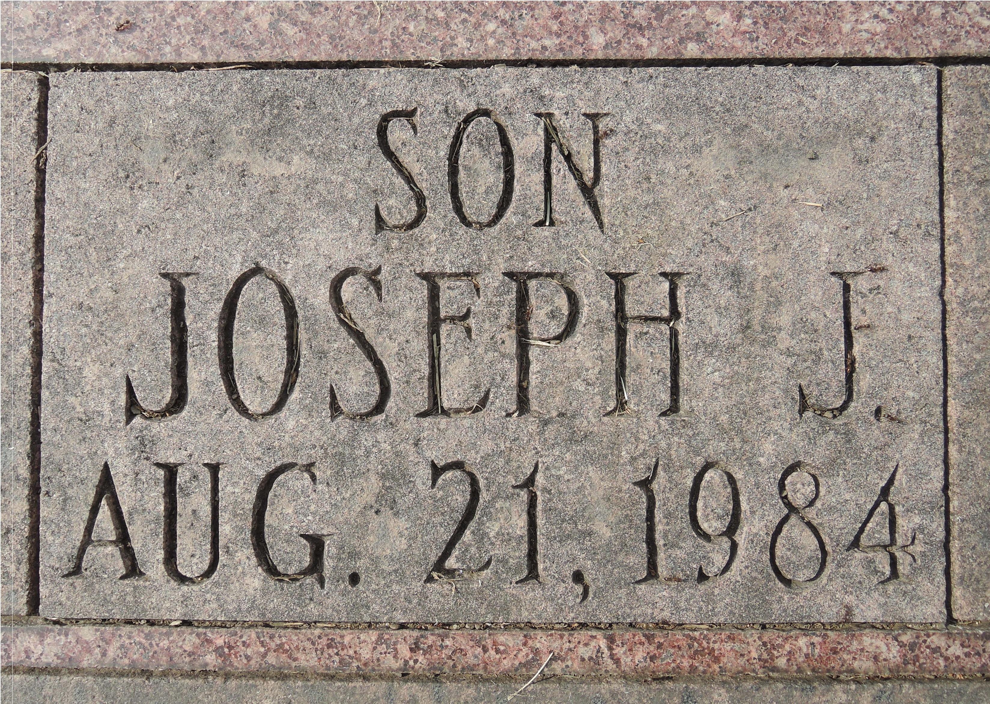 Joseph John Merkum