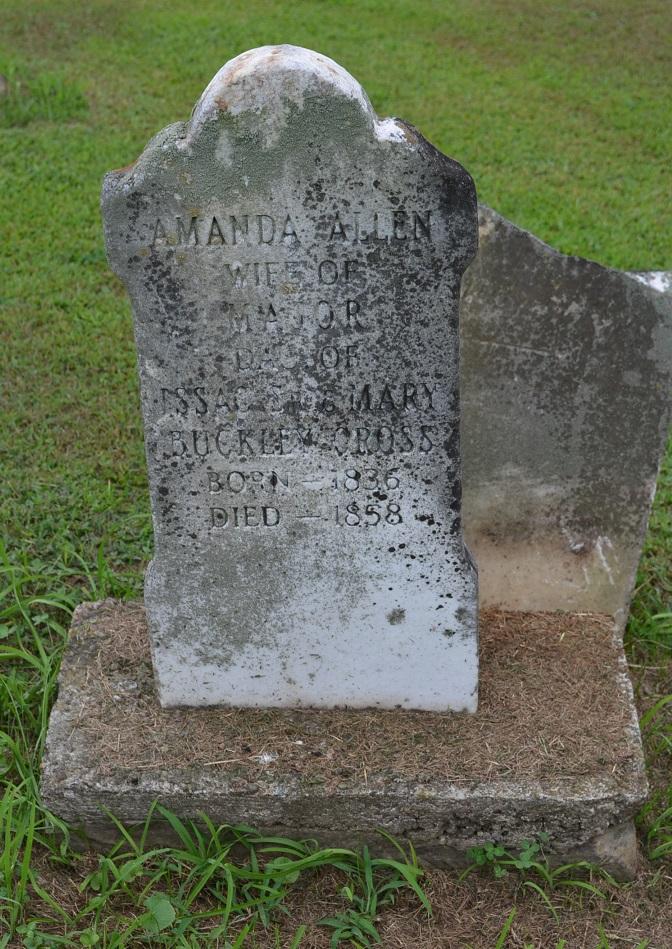 Amanda J. <i>Cross</i> Allen