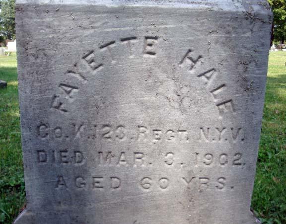 Fayette Hale
