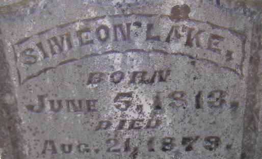Simeon Lake