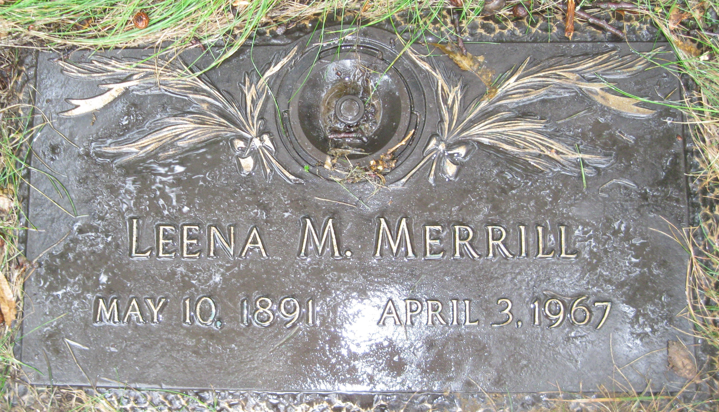 Leena May Merrill