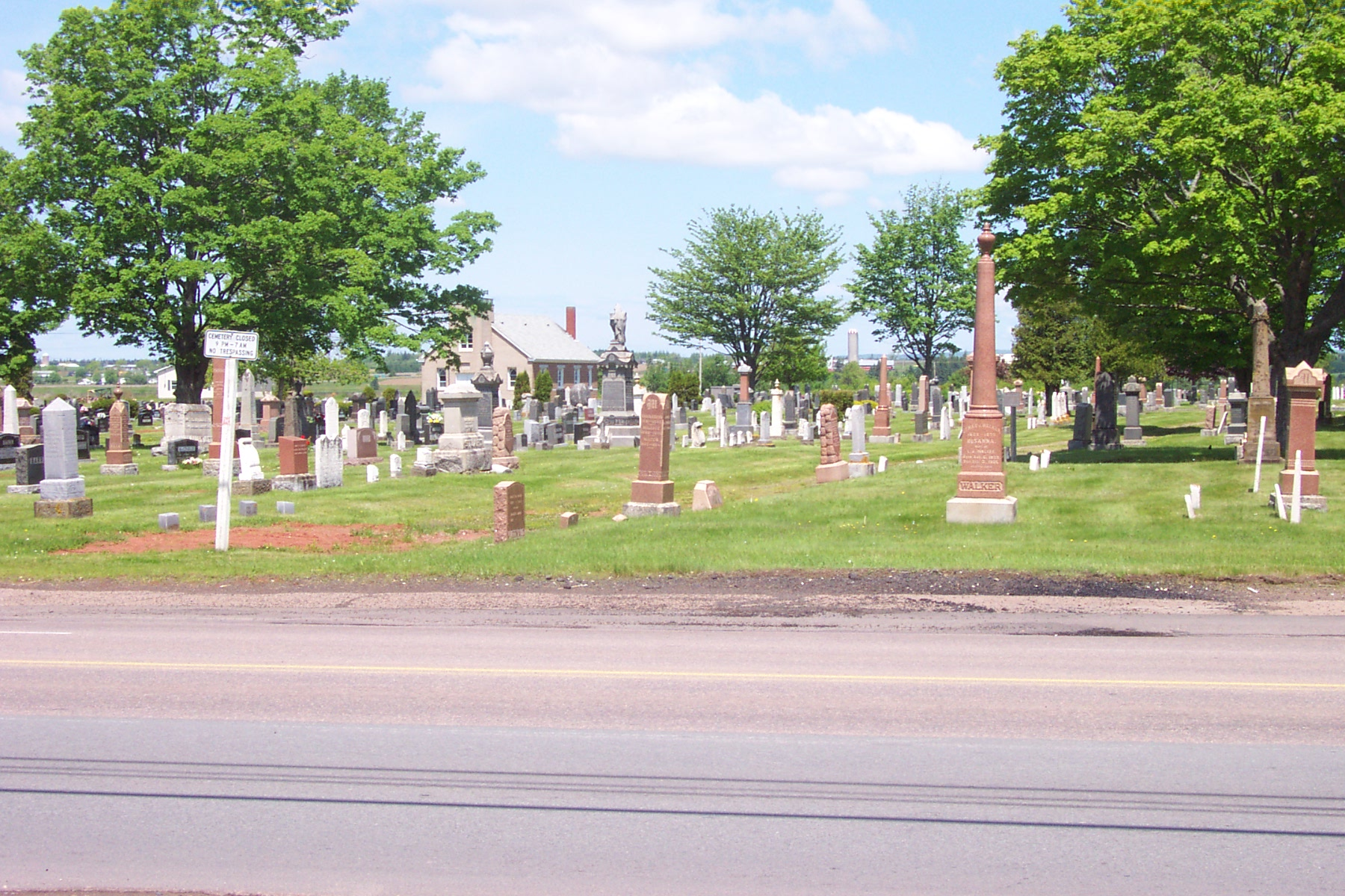 Robie Street Cemetery