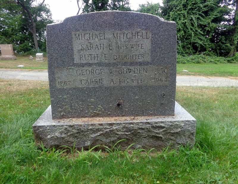 Carrie A. <i>Mitchell</i> Bowden