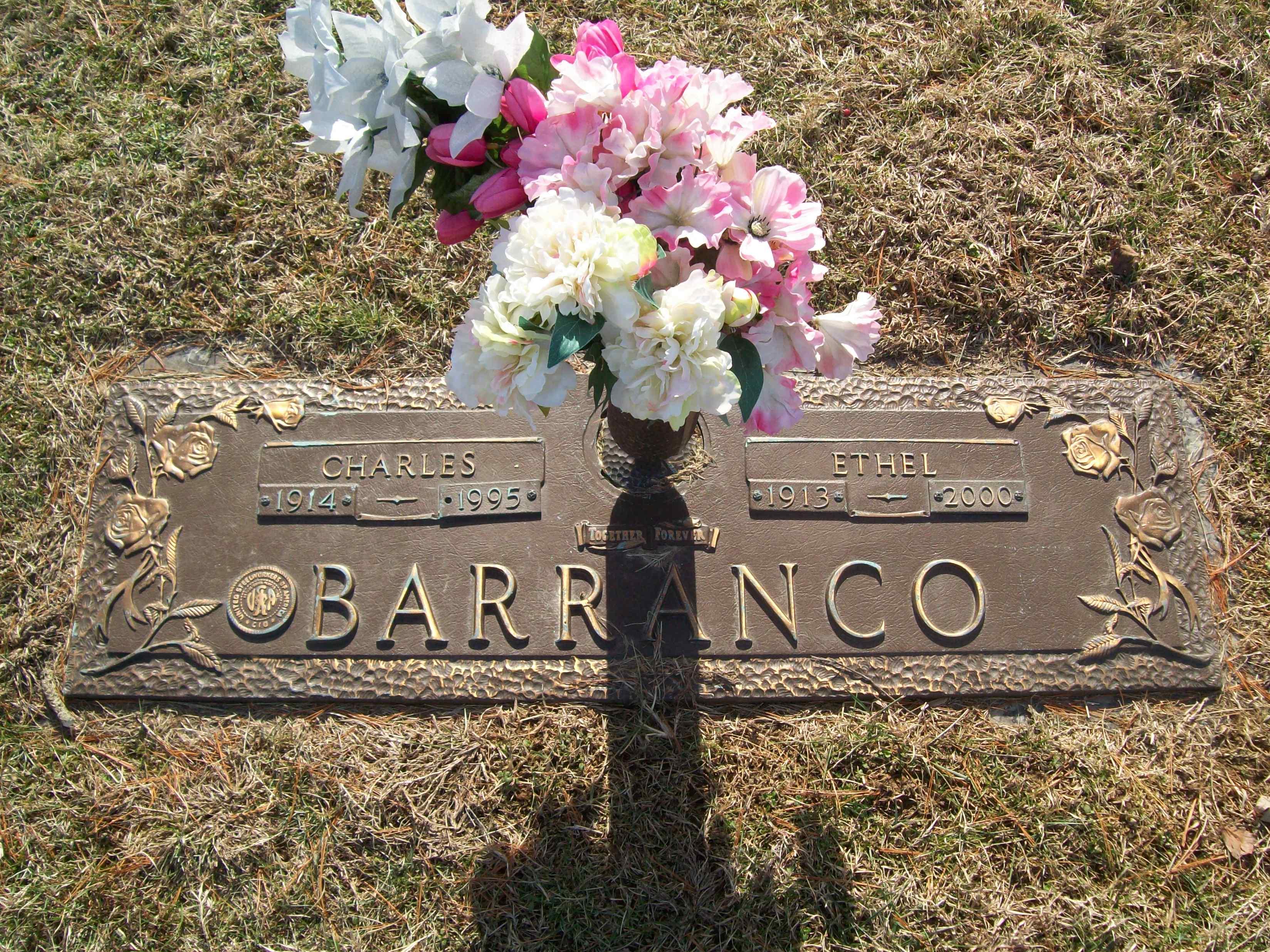 Ethel Mae <i>Bradley</i> Barranco
