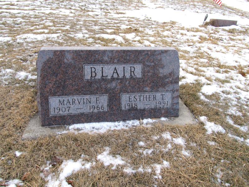 Marvin Francis Blair