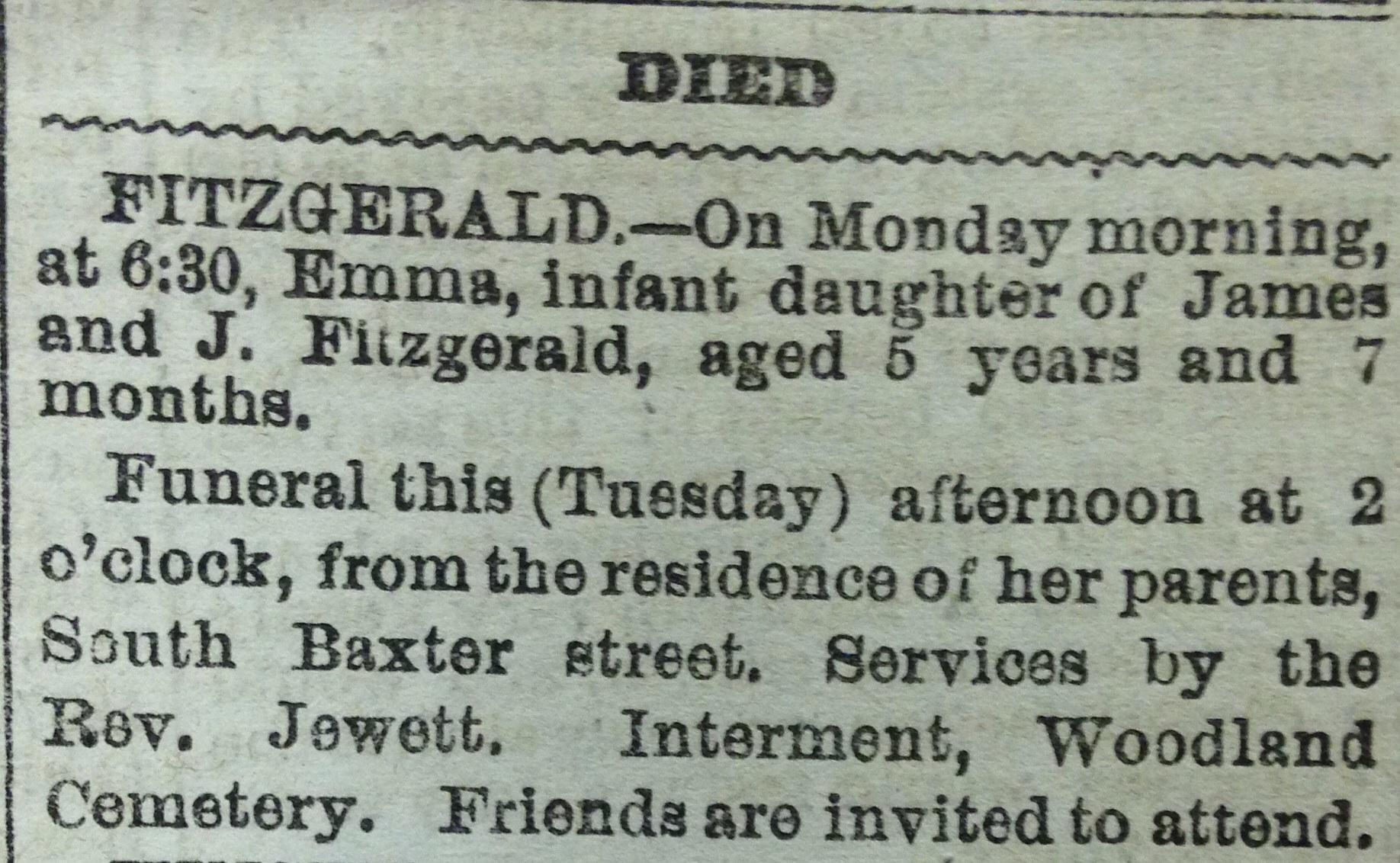 Emma H. Fitzgerald