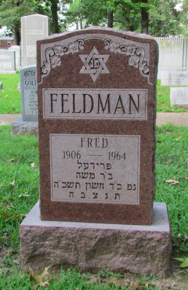Fred Feldman