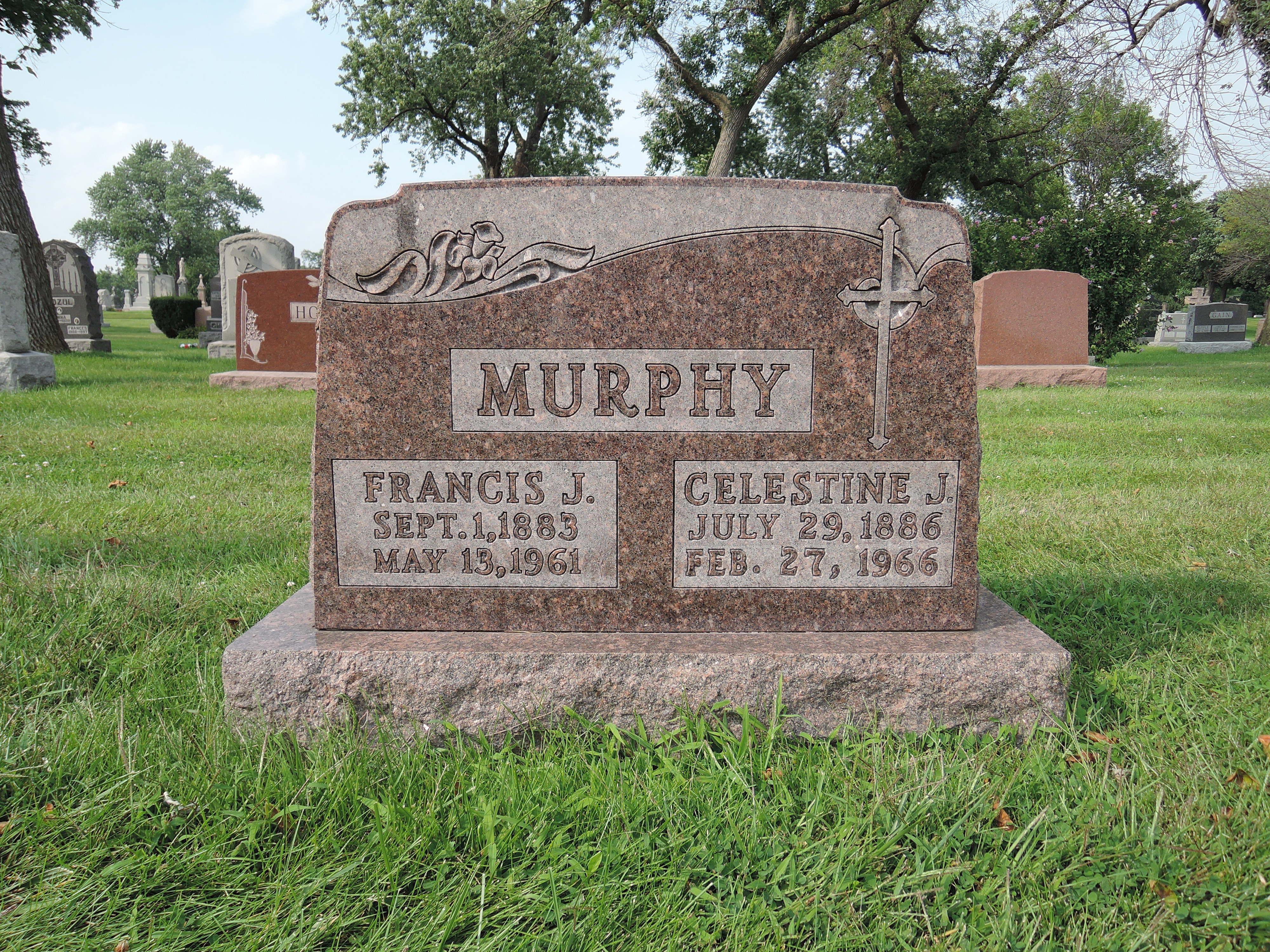 Celestine Josephine <i>Matern</i> Murphy