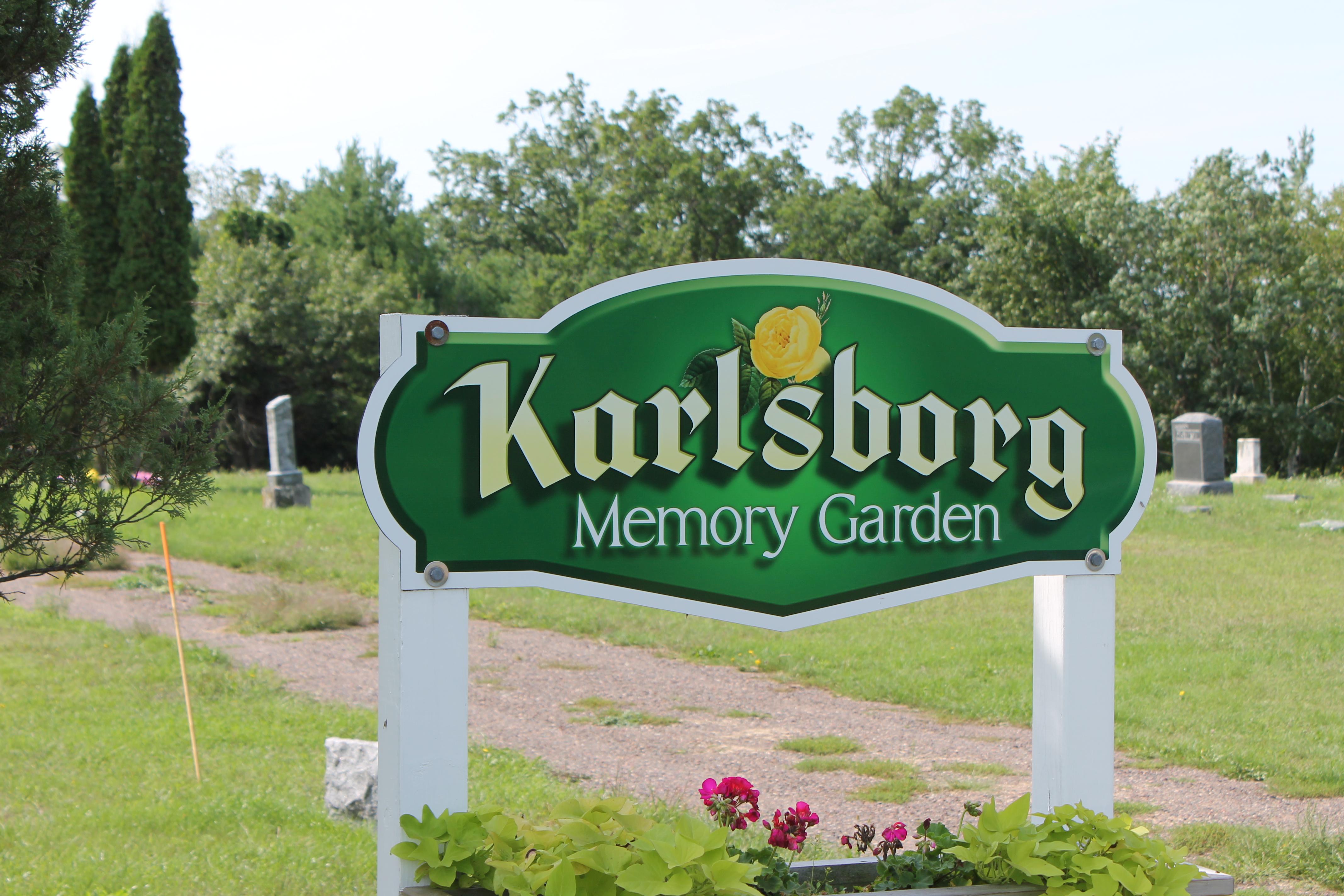 Karlsborg Cemetery