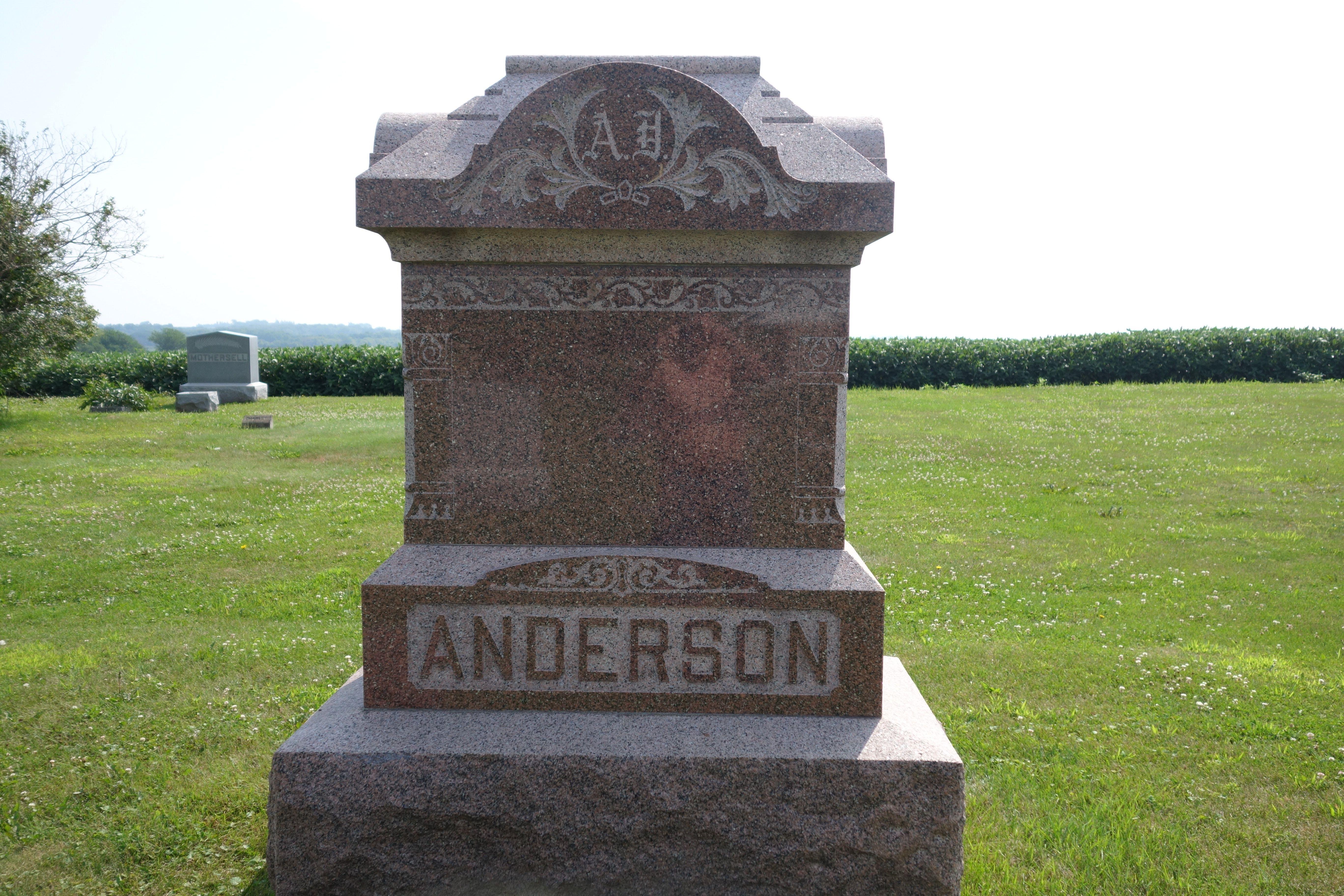 Archibald M Archie Anderson