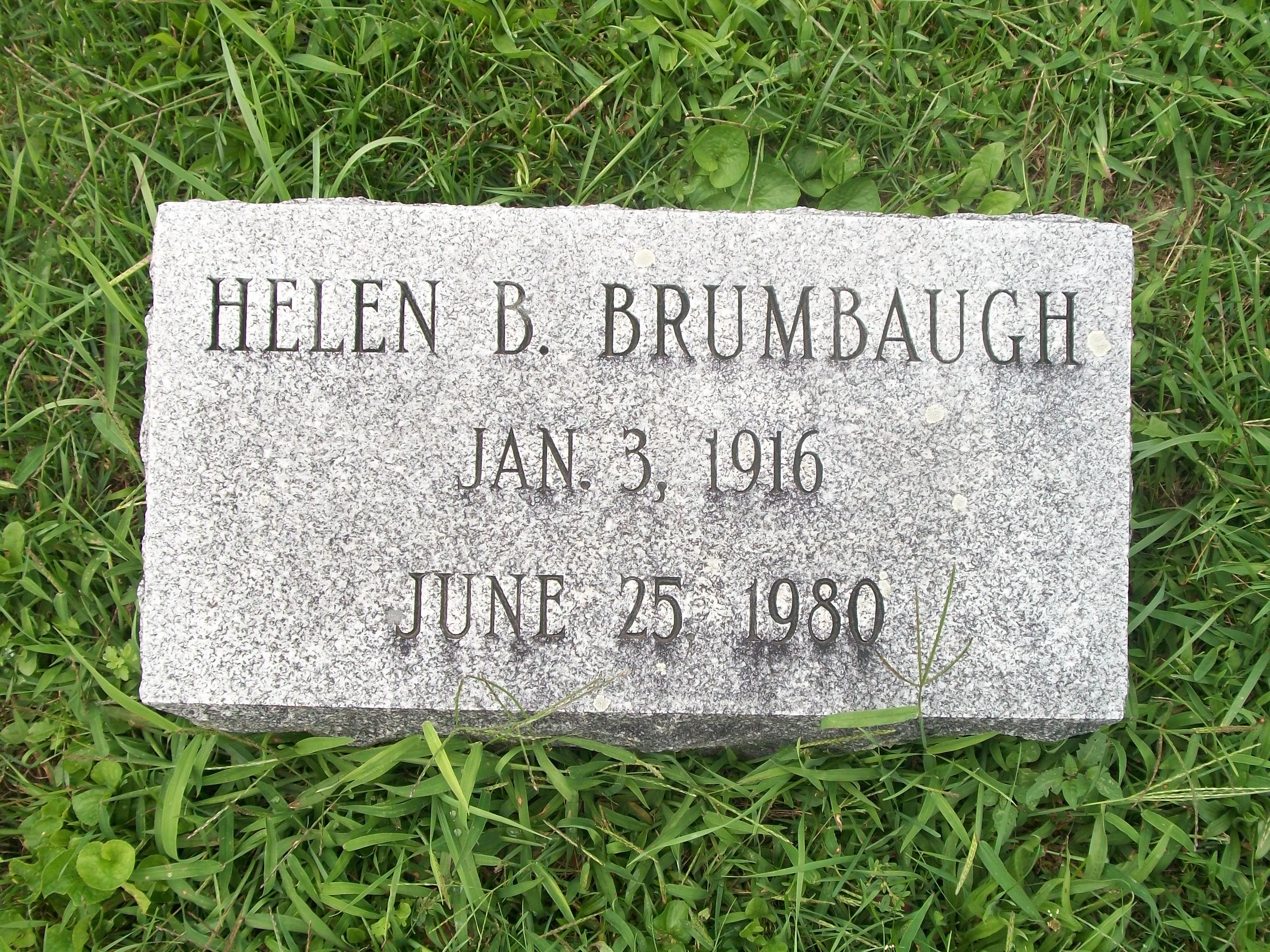 Helen Beaver Brumbaugh